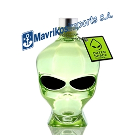 OUTER SPACE VODKA 40% (6 X 70 CL)